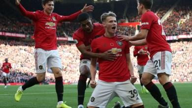 Photo of Manchester United 3 – 1 Brighton
