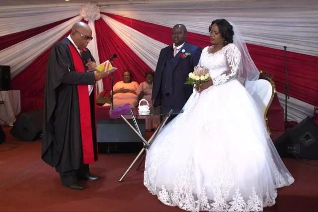 Mr and Mrs Malila