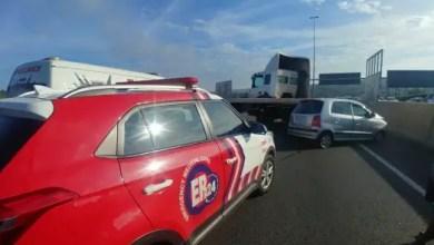 N1 crash in Randburg