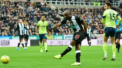 Photo of Newcastle United 2-1 Bournemouth