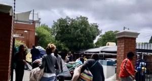 Pretoria refugees