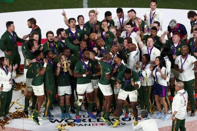 SA #RWC2019 Champions