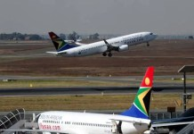 SAA cancels flights