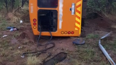 Photo of Two dead multiple injured in bus crash