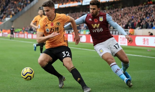 Wolves 2-1 Aston Villa