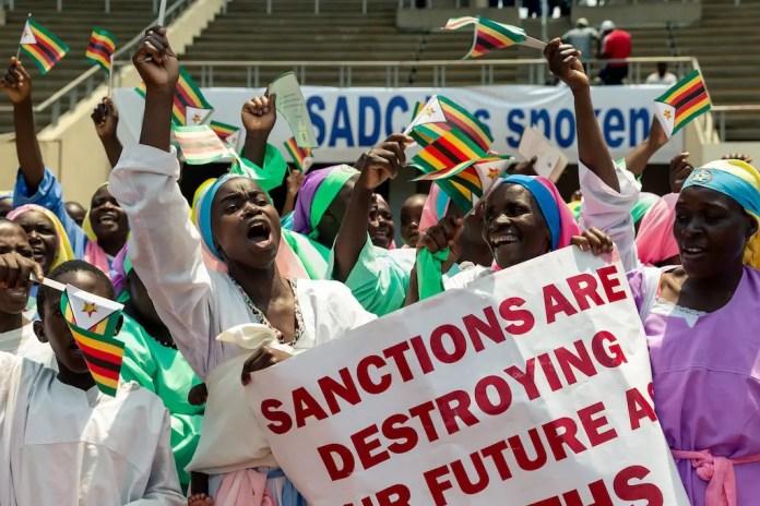 Zimbabwean sanctions