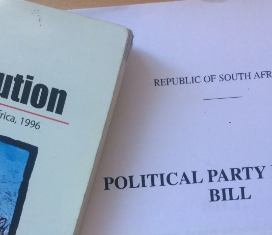 political party funding bill