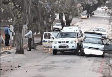 robbers shootout with cops