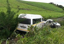 uMdloti crash