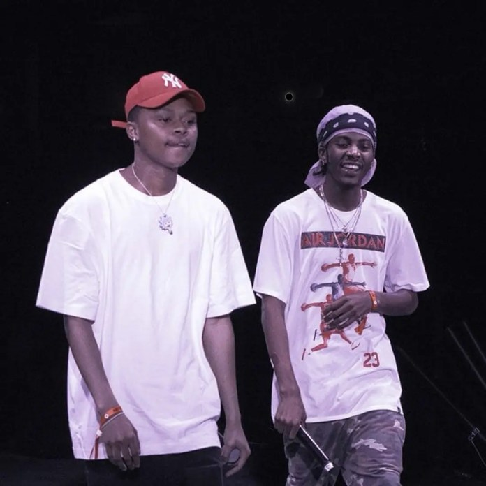 A- Reece and Flame