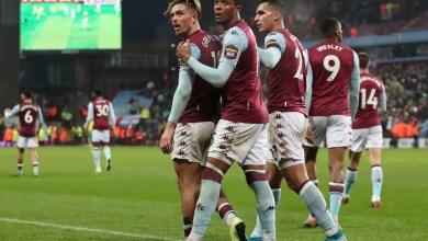 Aston Villa 1 - 0 Norwich