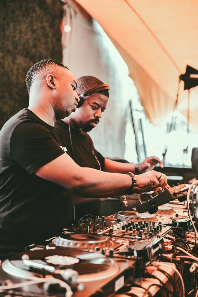 DJ PH and Shimza