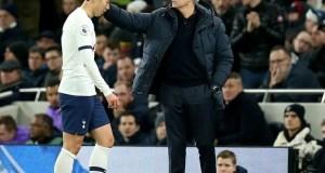 Mourinho and Son