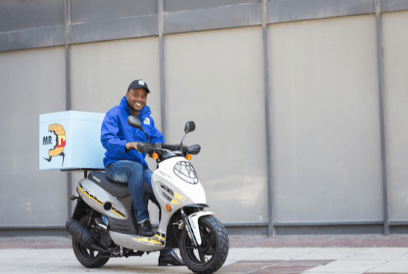 Scooter Driver