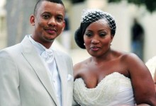 Sophie Ndaba & Keith Harrington