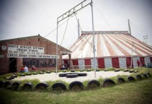 South African National Circus School in Observatory