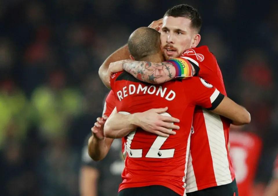 Southampton 2 - 1 Norwich City
