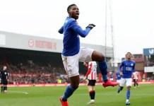 Brentford 0 - 1 Leicester