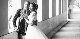 Caster Semenya and Violet Raseboya