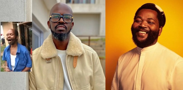 DJ Black Coffee and Sjava