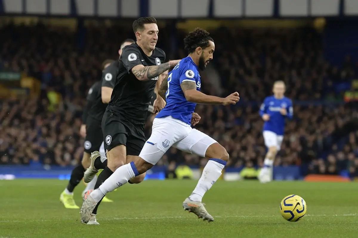 Everton 1 - 0 Brighton