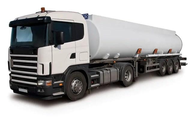 Fuel Tanker Truck Driver