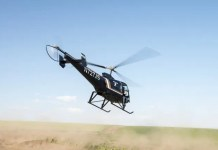 Helicopter Flight Coordinator