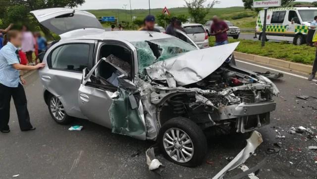 La Mercy crash