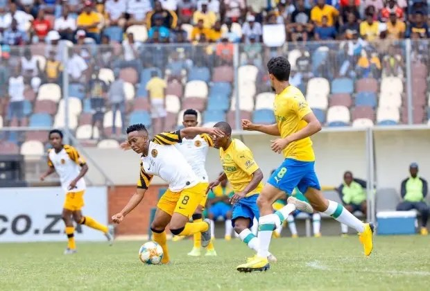 Mamelodi Sundowns 4-3 Kaizer Chiefs