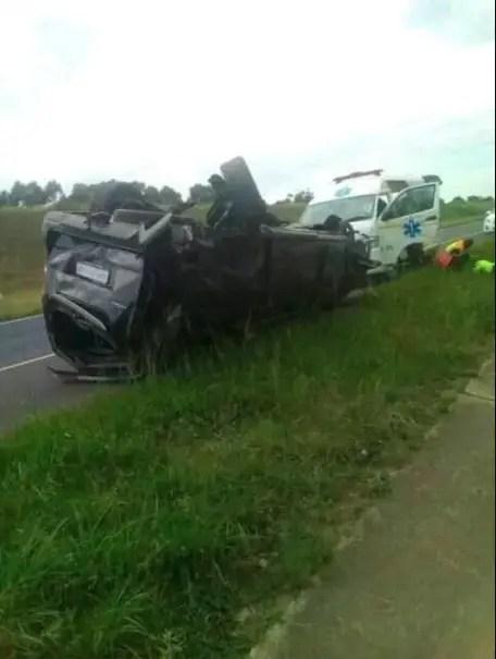 Mlindo car accident