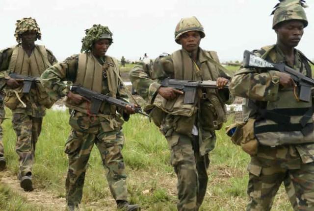 Army Stops Boko Haram Attacks