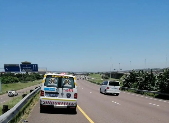 Pedestrian killed in KZN