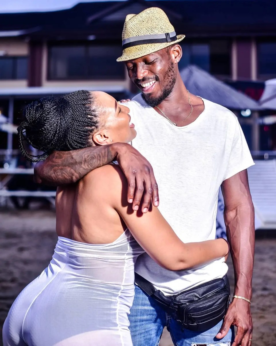 Phindile Nonny Gwala & Hubby Enter 2020 in sweet style