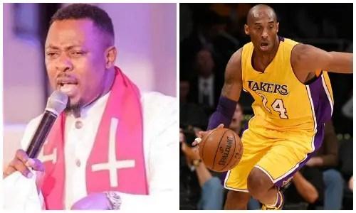 Prophet Nigel Gaisie to raise Kobe Bryant from death
