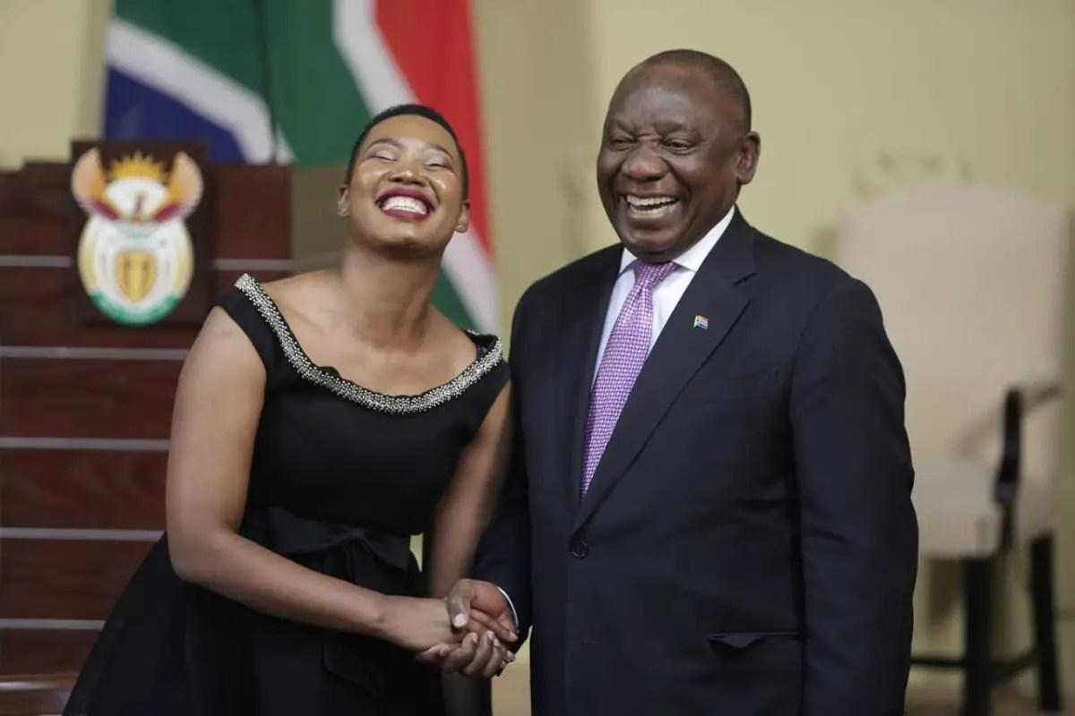 Ndabeni Abrahams Must Come Clean About Wedding Anniversary Overseas Trip Da News365 Co Za