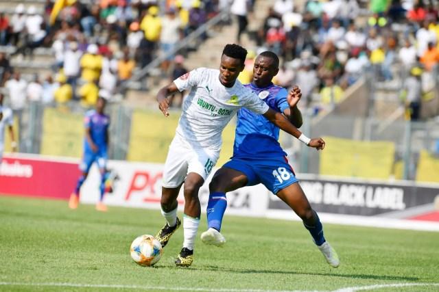 SuperSport United 1-2 Mamelodi Sundowns