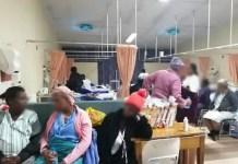 Tembisa Hospital maternity ward