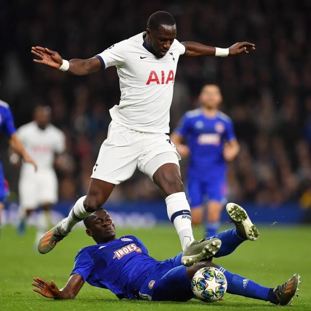 Tottenham Moussa Sissoko