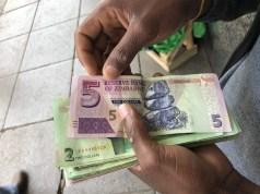 Zim bond notes