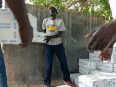 Zimbabwe food aid