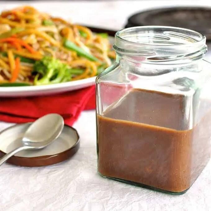 stir-fry sauces