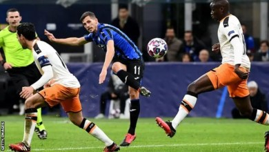 Photo of Atalanta thump Valencia 4 – 1