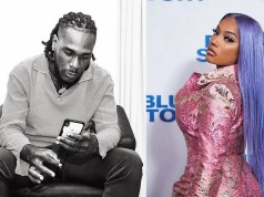 Burna Boy and Stefflon Don