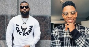 Cassper Nyovest and Prince Kaybee