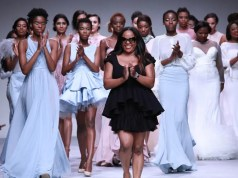 Durban Fashion Fair runway