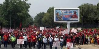EFF Eskom march