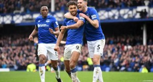 Everton 3 - 1 Crystal Palace