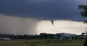 Funnel cloud stuns Joburg residents