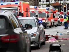 Germany accident