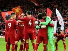 Liverpool 4 - 0 Southampton